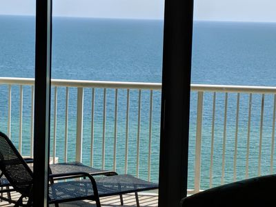 Photo for Crystal Tower 1606, 2BR/2BA, Spectacular Gulf View, Lazy River, 3 Pools