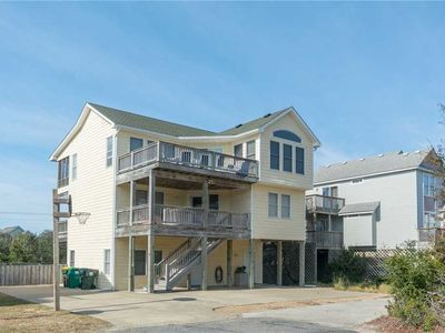 Photo for Shore Beats Workin': Oceanside with a private heated pool, hot tub, elevator and pet friendly!
