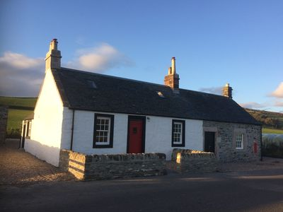 Photo for Etterick Smiddy - recently restored former blacksmiths cottage