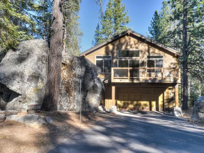 Photo for Contemporary Lower Elevation Tahoe Donner Home w/ HOA Access