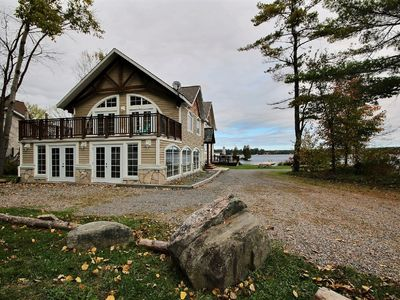 Photo for Fun and Spacious Cottage on Lake Muskoka!!