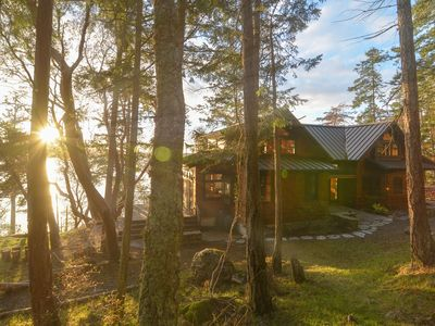 Photo for 3BR House Vacation Rental in Eastsound, Washington