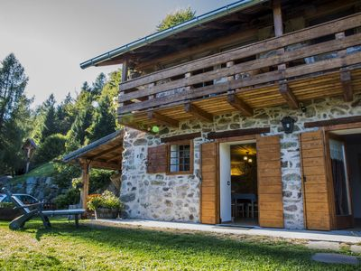 Photo for 1BR Chalet Vacation Rental in Roncegno Terme