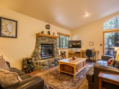 Photo for Family Favorite - Spacious Living Area, Big Yard, Hot Tub, Close to Trails