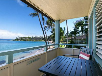 Photo for Napili Bay #205 Oceanfront Remodeled! Perfect for couples!