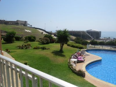 Photo for Ref: 231 - Near the Castle 2 Bedroom, 2 bathroom swimming pool.