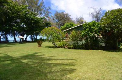 One Acre Yard to Ocean