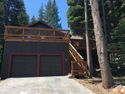 Photo for Newly Remodeled Family Friendly Home in Tahoe Donner - Sleeps 12
