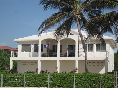Photo for Elegant and Luxurious Sea Front Villa 2 BR / 3 Bath