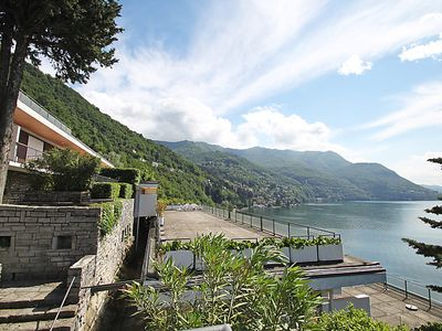 Photo for 2 bedroom Apartment, sleeps 6 in Pognana Lario with Pool and WiFi
