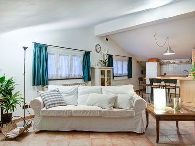 Photo for Nice Apartment Near the Sea-Forte dei Marmi-Versilia-Air Conditioning