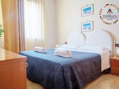 Photo for Torreata Hotel & Residence- Two-room apartment 3 (2 beds) in the center of Palermo