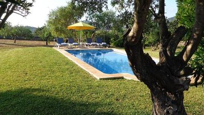 Photo for Holiday house Cala Ratjada for 1 - 4 persons with 2 bedrooms - Farmhouse