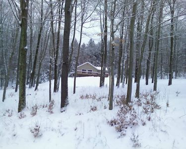 Photo for Hunter Mountain get away! Secluded home minutes from Hunter Mountain.