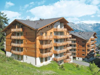 Photo for Apartment Résidence Le Pracondu  in Haute - Nendaz, Les 4 Vallées ( Valais) - 6 persons, 2 bedrooms