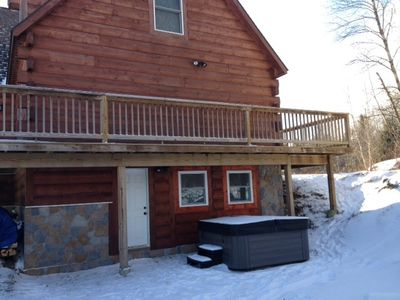 Photo for Log Home# w/ Incomparable Peace, Serenity, Privacy And The First Class Amenities