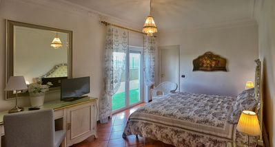 Photo for central apartment in a residential area with private parking included.