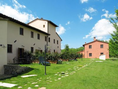 Photo for Apartment Podere Francigena (CTF121) in Castelfiorentino - 6 persons, 2 bedrooms