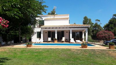 Photo for Beautiful 3 Bedroom Villa with Private Pool & Sea Views