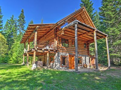 2BR Easton Cabin 1+ Hour from Seattle!