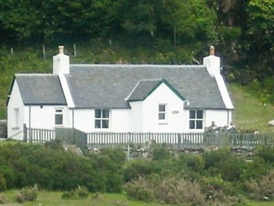 Photo for RODDY'S COTTAGE, family friendly, with open fire in Glenelg, Ref 3608