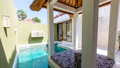 Photo for Strategically Located 2 BR Villa in Seminyak, Walk Distance to Beach and Shops