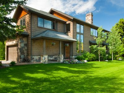 Photo for Beautiful Home in Jackson Hole