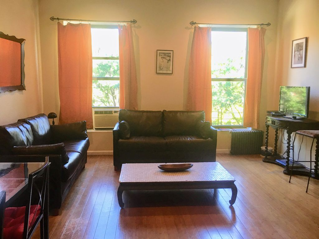 Modern Sunny Two Bedroom Full Floor Homeaway Harlem