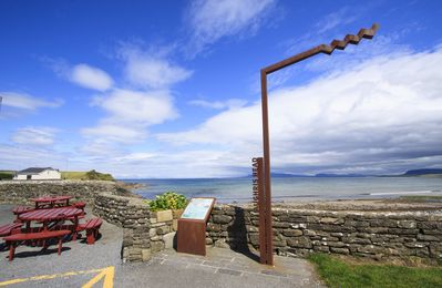 """Aughris Head is a designated """"must see"""" Discovery Point on the Wild Atlantic Way"""