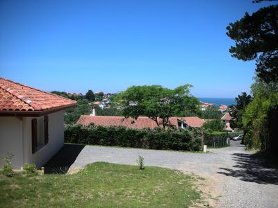 Photo for New house with ocean view. 700m from the beach. 4 people.