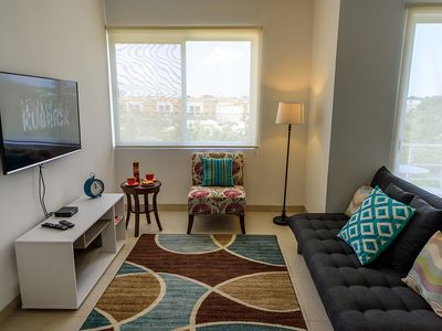 Photo for Bright, New and Affordable Apartment in Cancun Downtown