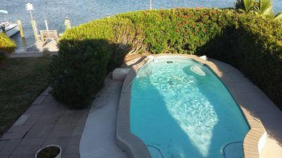 Photo for Casa Big Boy- Bayfront & Private Pool