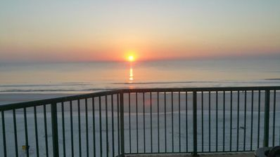Photo for 30% off Spring Rates! 3 bed/3 bath Direct Oceanfront Condo