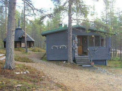 Photo for Vacation home Toka-kota in Inari - 5 persons, 1 bedrooms