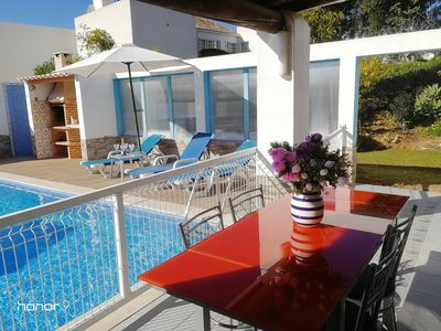 Photo for VILLA and PRIVATE SWIMMING POOL 5 minutes from the beaches