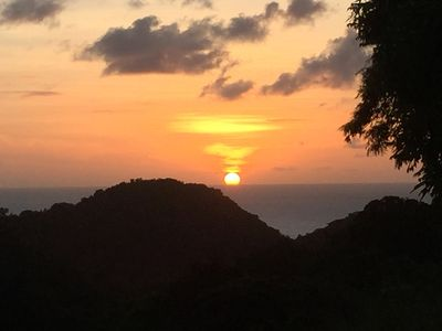 Photo for LOve Nest Villa with tropical view in Rincon