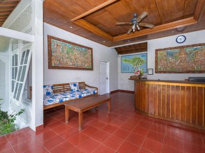 Photo for Family room in Seminyak, walking distance to the Beach