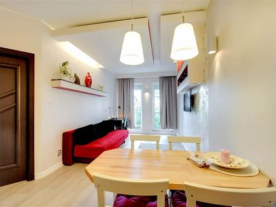 Photo for 1BR Apartment Vacation Rental in Sopot
