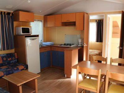 Photo for Camping Rebau *** - mobile home 6 people - 4/6 (between 0 and 5 years)