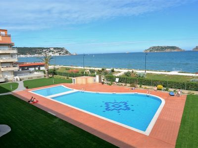 Photo for 2BR Apartment Vacation Rental in Estartit, Gerona / Girona