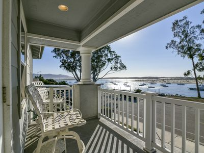 Photo for 5-Star Luxury Bay front Home! Harbor Views!