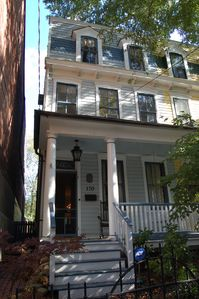 Photo for Charming row house in the Heart of the Annapolis Historical District, within 2 blocks to the City Dock