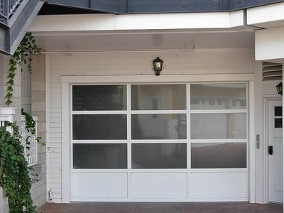 Condo includes one space in secure garage