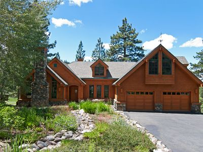 Photo for Tee Time - 5 BR w/ Golf Course Views, Pool Table and Ski Shuttle