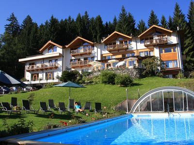 Photo for The paradise near Kitzbuehel, Chalet Seerose in the garden, incl. Hotel Packag
