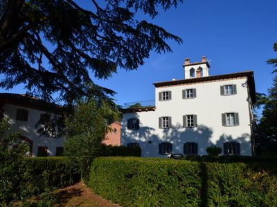 Photo for Villa Bacci very special place to stay in Tuscany with pool and private tennis court