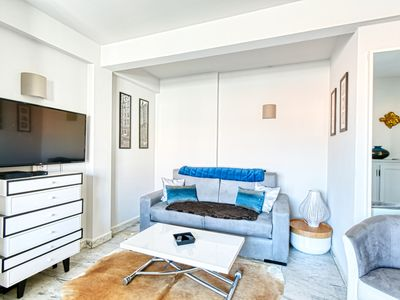 Photo for 4 pers apartment located 2min from the Croisette