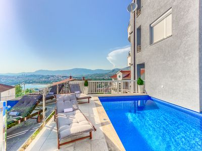 Photo for gallery apartment PEPA3, outdoor swimming pool