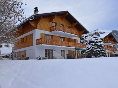 Photo for Apartment Baudrier  in Verbier, Valais - 6 persons, 3 bedrooms