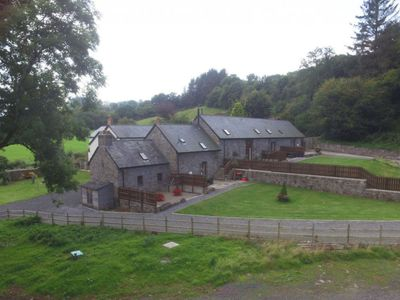 Photo for Vacation home Bwthyn yr Onwydden in Llandovery - 6 persons, 2 bedrooms